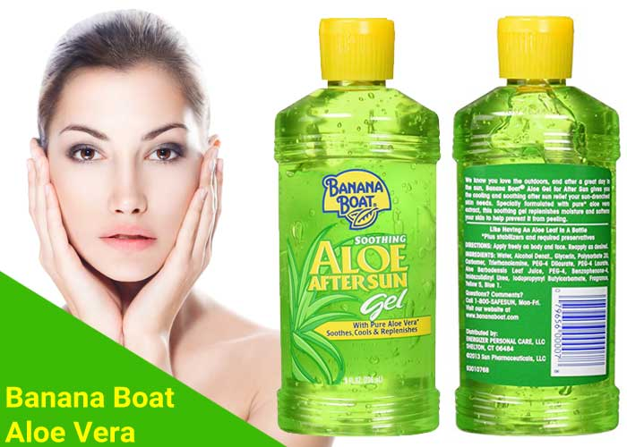 Best Aloe Vera Gel For Your Skin And Sunburn Rashes And Insect Bites
